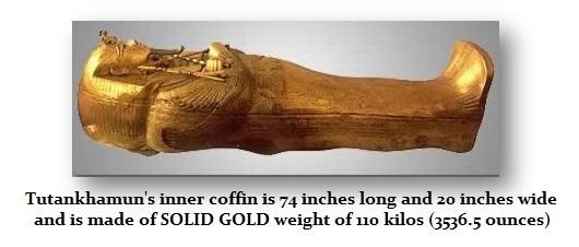 Tutankamun-Coffin