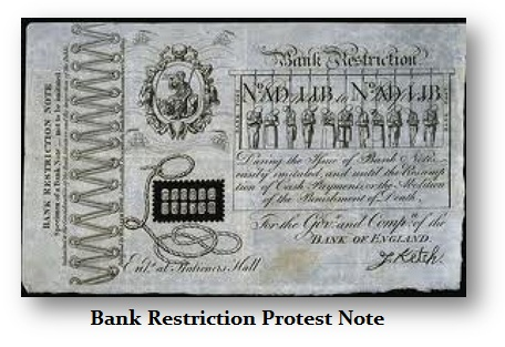UK-BankRestrictionProtestNote