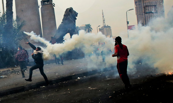 EGYPT-Civil Unrest