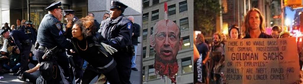 Occupy Goldman Sachs