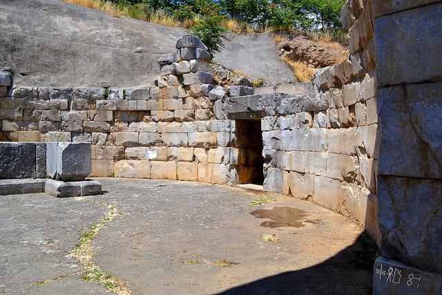 Treasury of Minyas