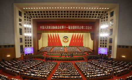 Great Hall of the People - Beijing