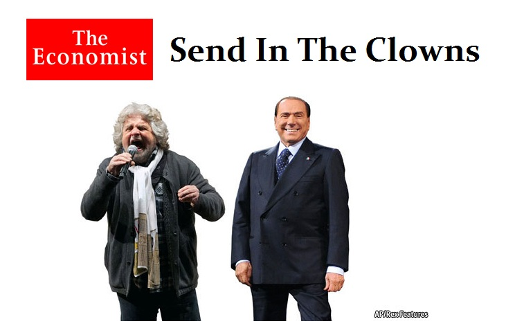 SendInTheClowns