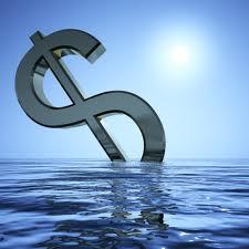 $ sinking