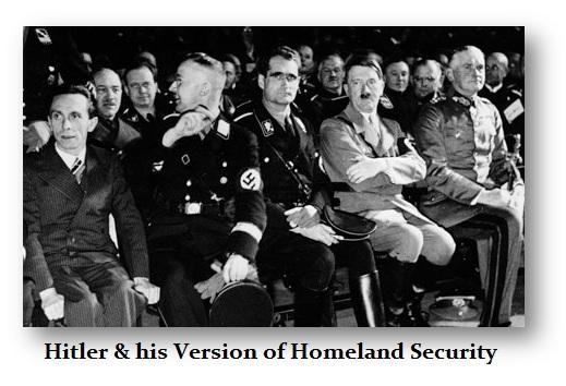 Hitler & Homeland Security