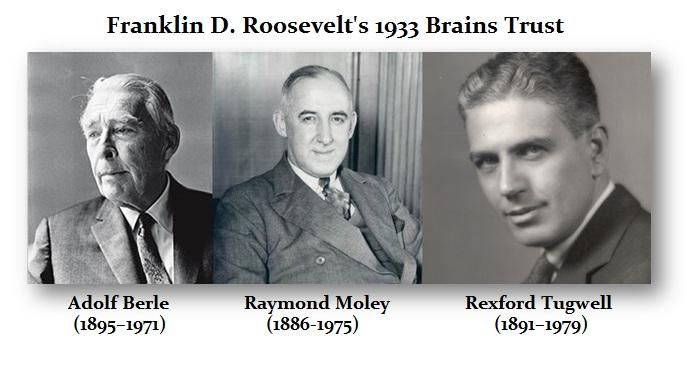 Brains Trust 1933