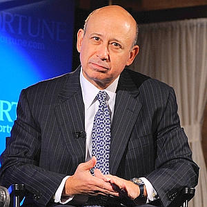 Fortune's Andy Serwer Interviews Goldman Sachs' Lloyd Blankfein