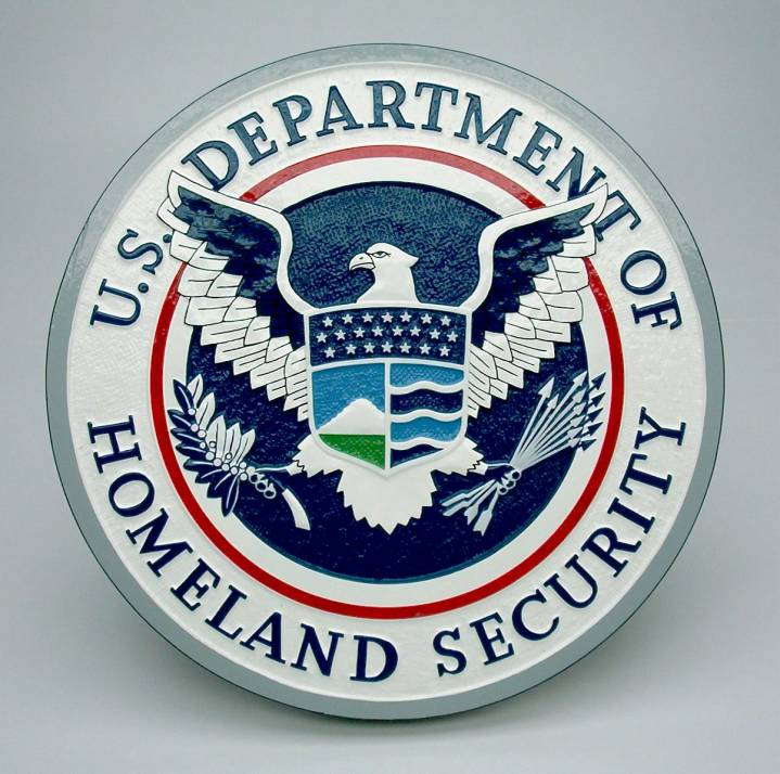 Homeland-Security Logo