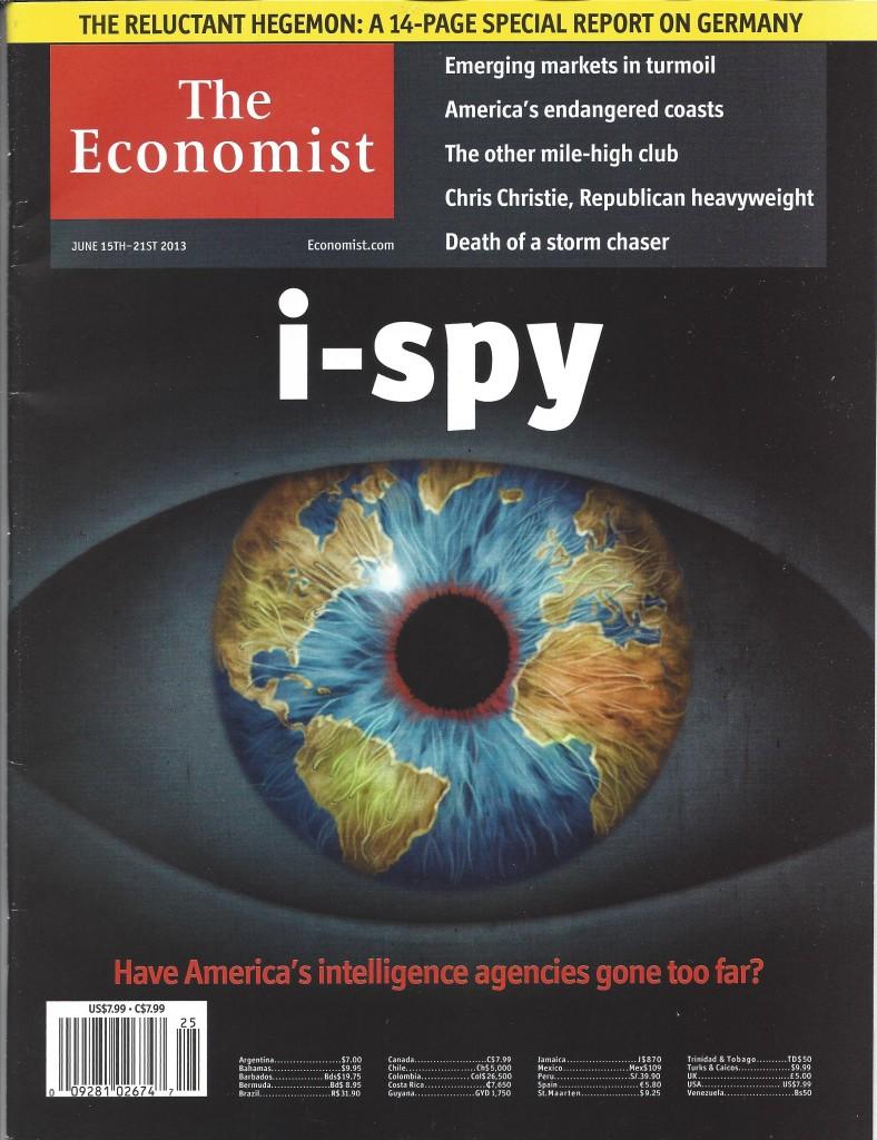 I-Spy Economist