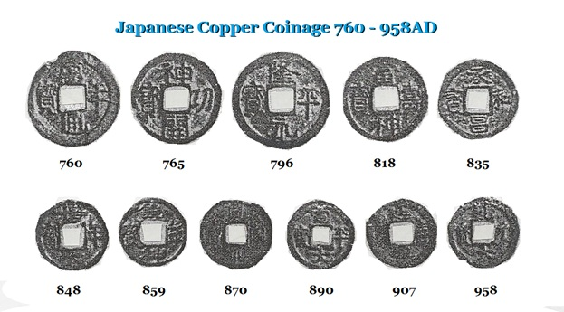 Japanese-Coinage