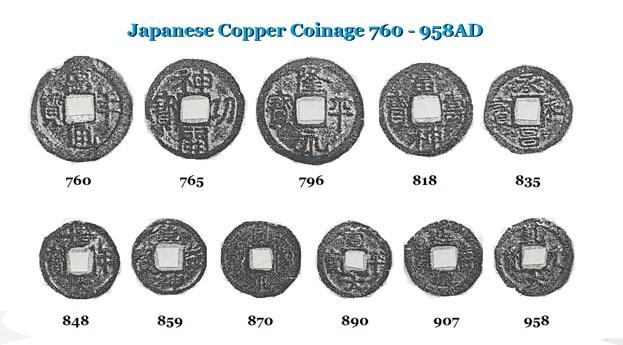 Japanese-Coinage