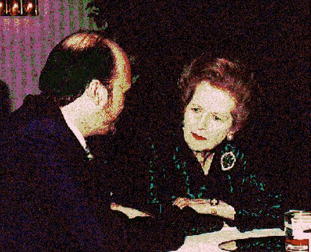 Martin Armstrong & Thatcher