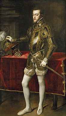 Philip_II by Titian