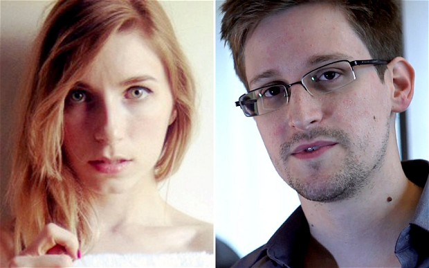 Snowden's Girlfriend (1)