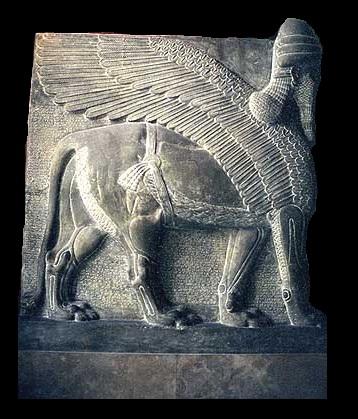 Babylonian-Sphinx-2