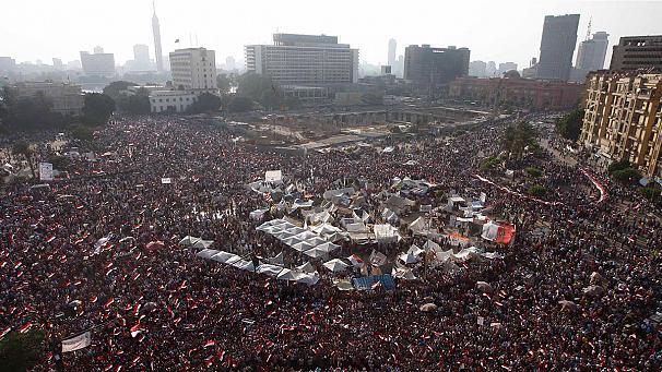 Egypt Coup 7-3-2013