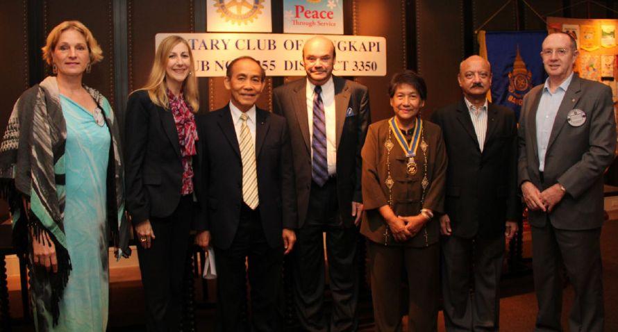 Rotary Bangkok 11-6-2012