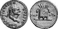 Vespasian - Modius 1