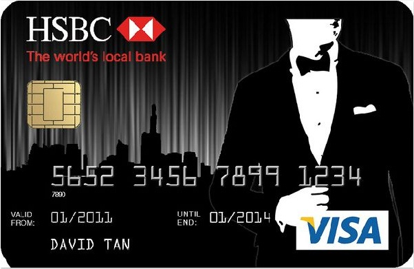 Credit Card HSBC