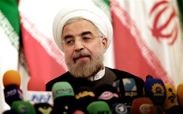 Rouhani President Hassan