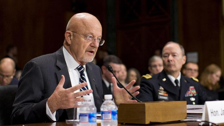 Clapper Testifies