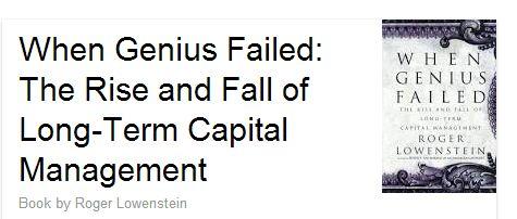 Genius Failed