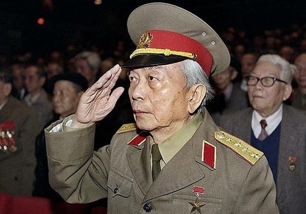Giap - General Vo Nguyen