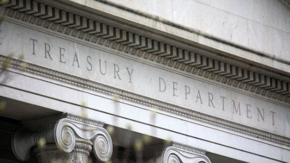 Treasury-building