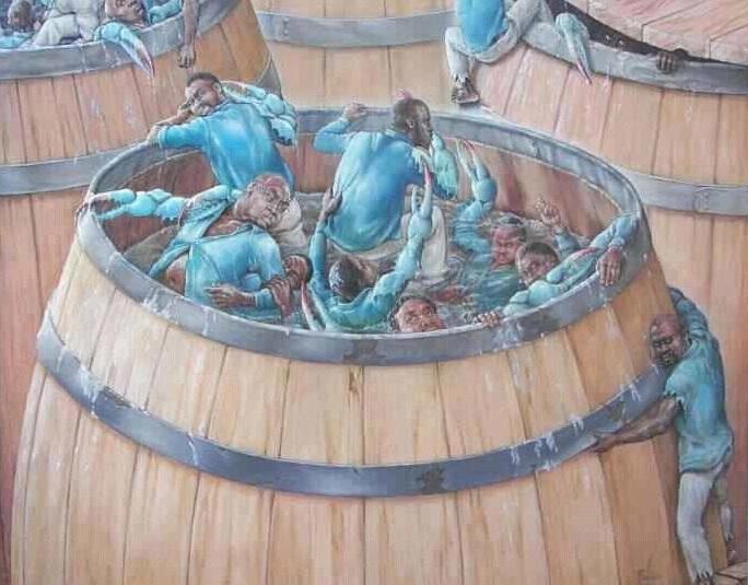 Crabs-People-Bucket