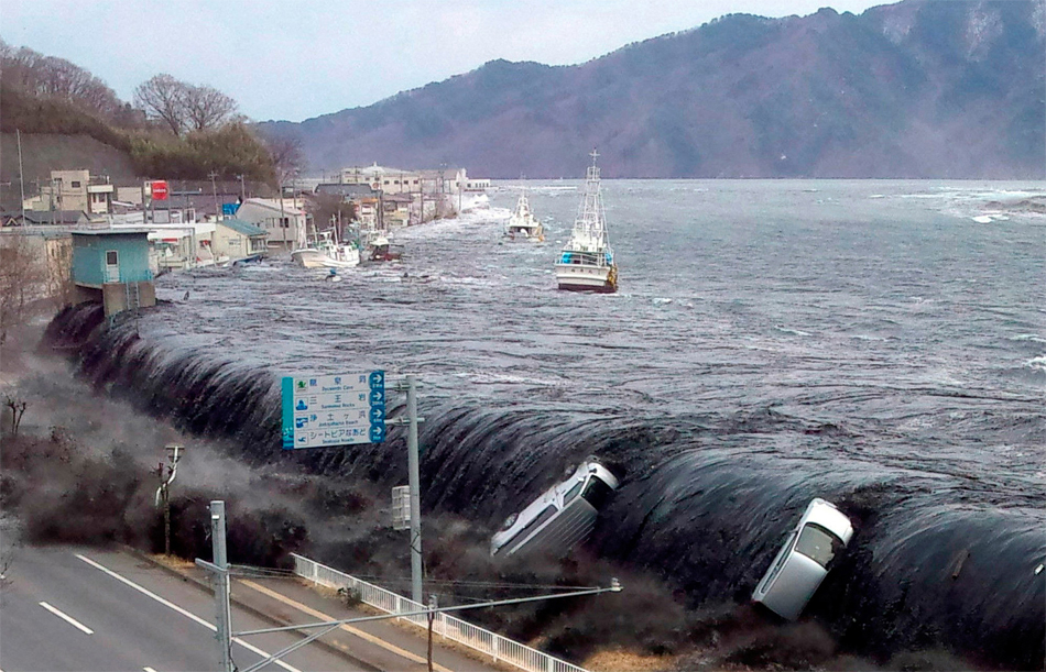 Japan Tohoku earthquake-tsunami