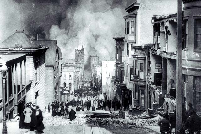 SanFran1906EarthQuake