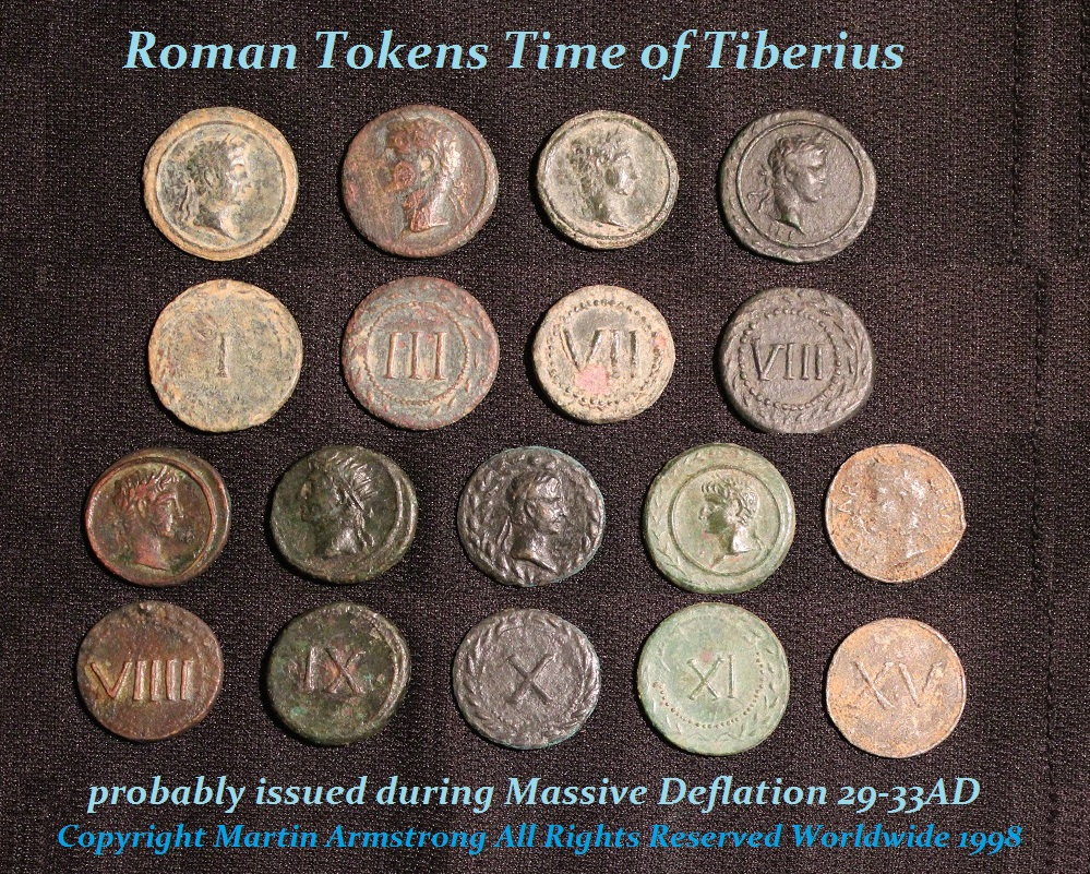 Tiberius Tokens