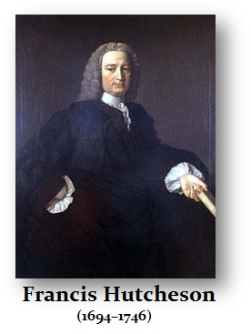 Hutcheson Francis Hutcheson (1694–1746)