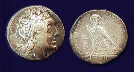 Ptolemy II Tetradrachm