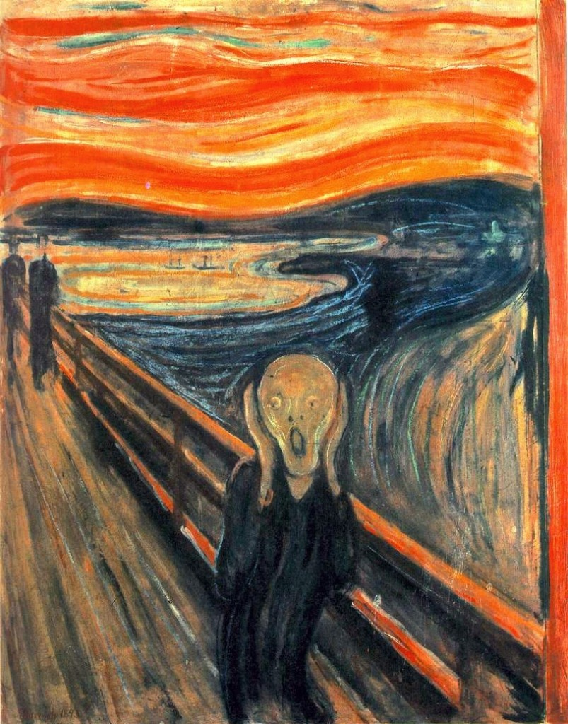 Scream-Munch