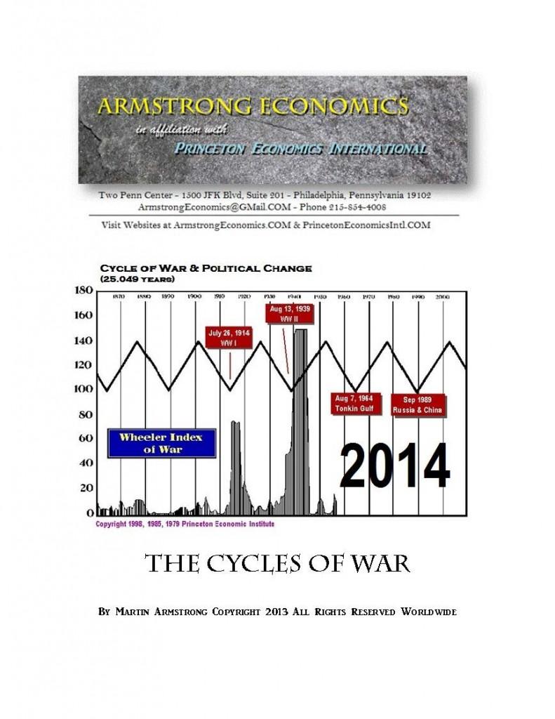 WAR 2013