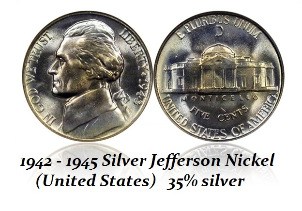 War Nickels