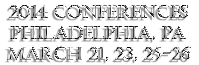 2014-conferences