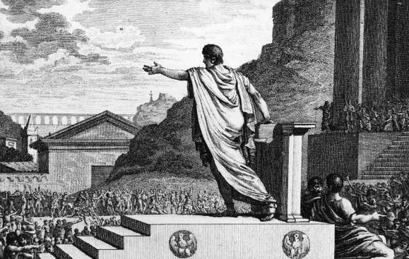 Gracchus - Gaius Tribune of the People