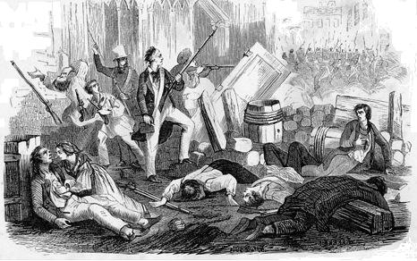 June_Rebellion Paris 1832