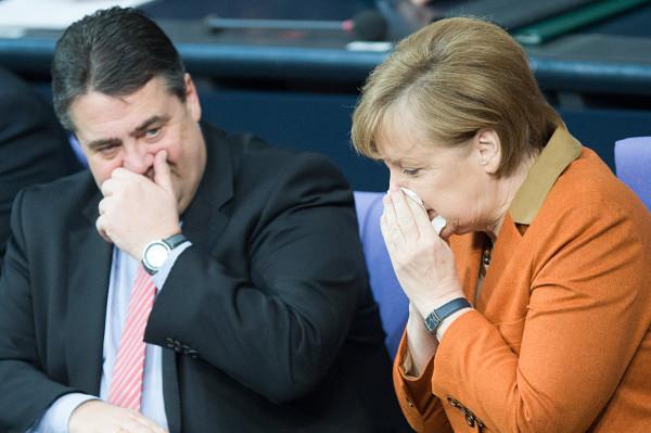 Merkel-Salaries