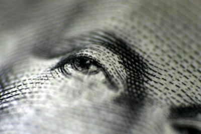 US Dollar Eye