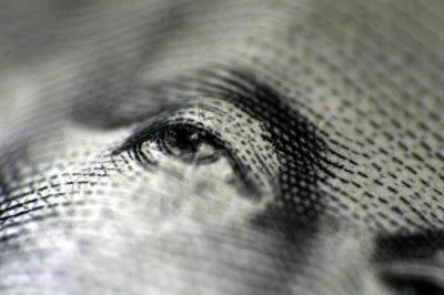 US Dollar Eye