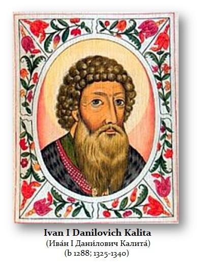 Ivan I (1325-1340)