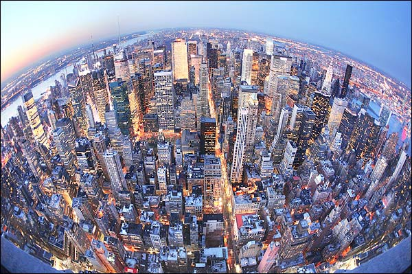 NYC-Myopic View