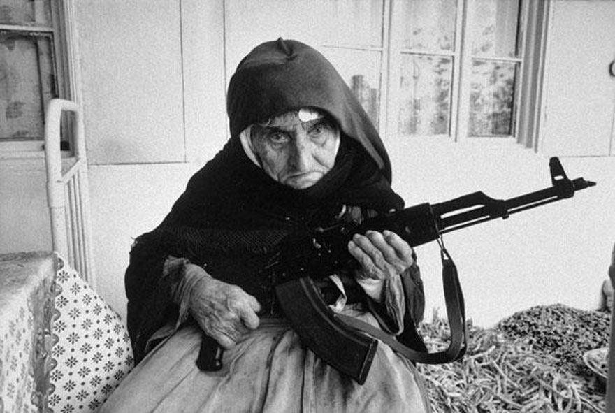 106 yr old women armenia 1990