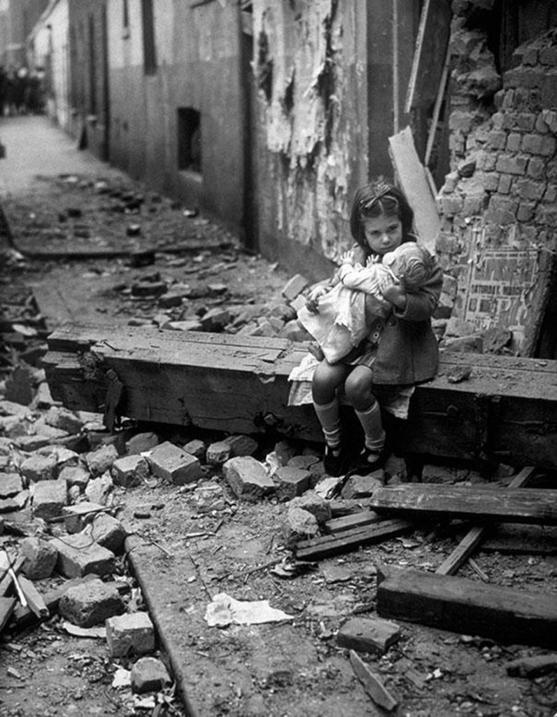 1940 london-kid-war