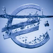 $ Euro sinking