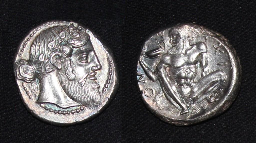 NAXOS-Tetradrachm