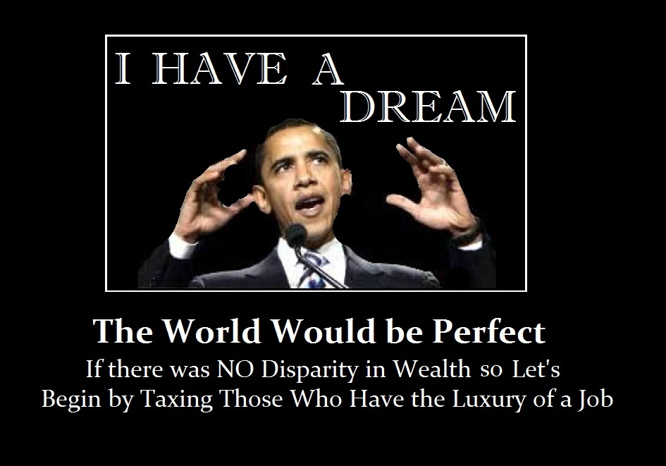 Obama-I Have A Dream